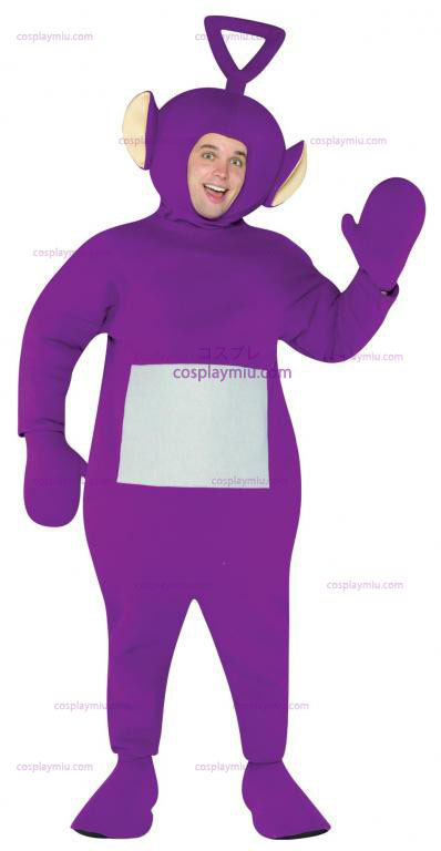 Teletubbies Tinky Winky Adult Déguisements