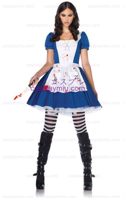American Mcgees Alice in Wonderland Adult Déguisements