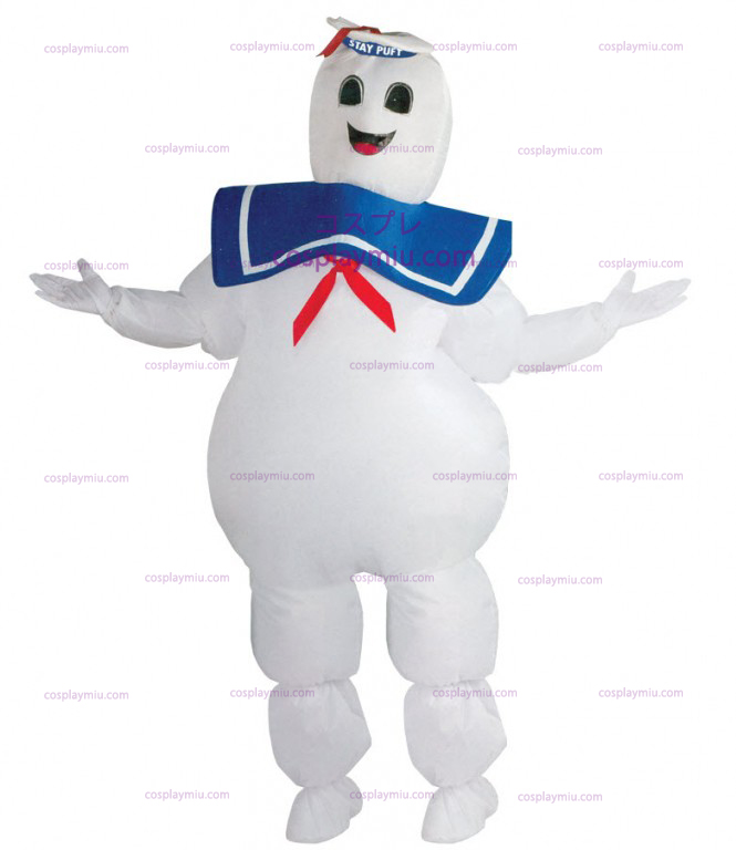 Ghostbuster Marshmallow Man Déguisements