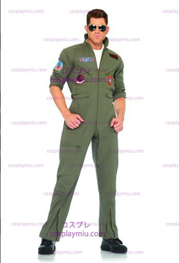 Top Gun Flight Suit