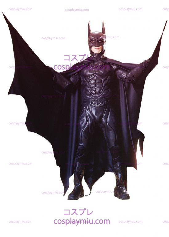 Batman From 1997 Movie Deluxe Adult Déguisements