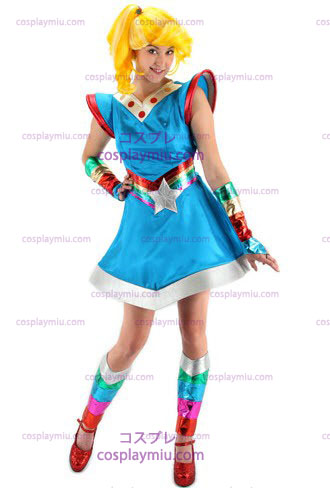 Rainbow Brite Adult Déguisements