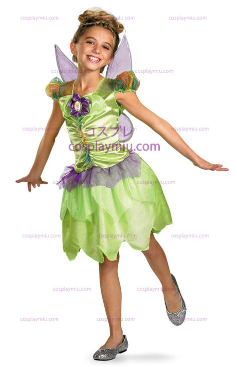 Tinkerbell Rainbow Child Déguisements