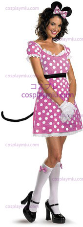 Minnie Mouse Sassy Pink 12-14