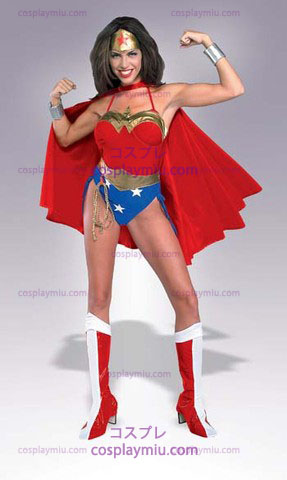 Wonder Woman Large Adult