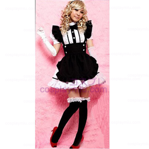 Barbie Luxurious Palace Maid Outfit/Lolita Maid Déguisements