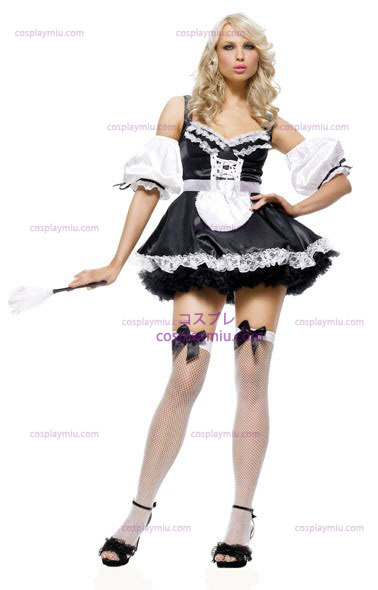 French Maid Sexy Adult Déguisements