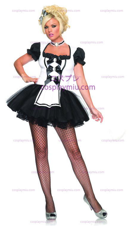 Mistress Maid Adult Déguisements