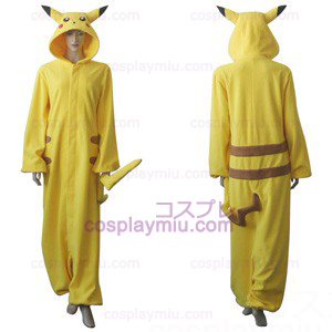 Pokemon Pikachu Déguisements Cosplay