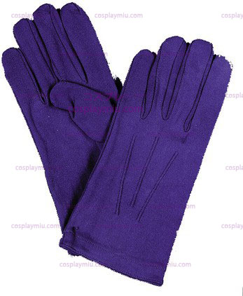Gloves Hommess Nylon Blue