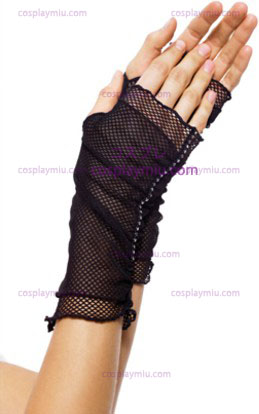cheap Gloves Fngrlss Fshnt Bk W Rhst