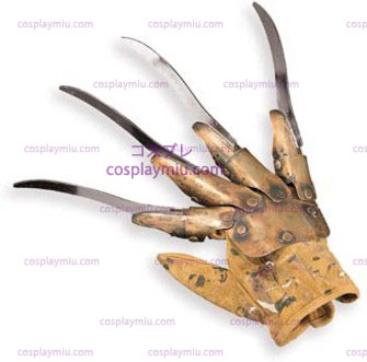Freddy Metal Glove Deluxe