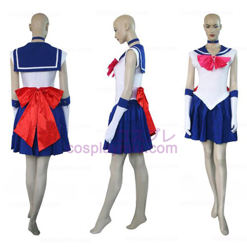 Sailor Moon Sailor Saturn Hotaru Tomoe Déguisements Halloween Cosplay