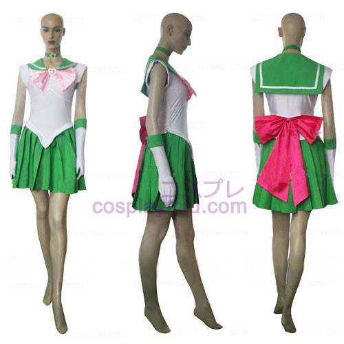 Sailor Moon Sailor Jupiter Makoto Kino Déguisements Halloween Cosplay