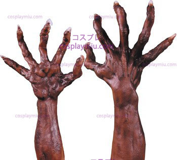 Ultimate Monster Hands Brown