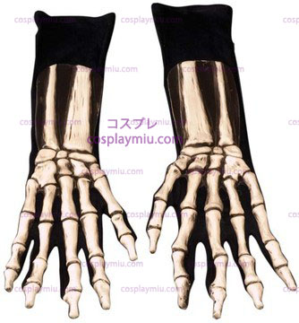 Gloves Skeleton