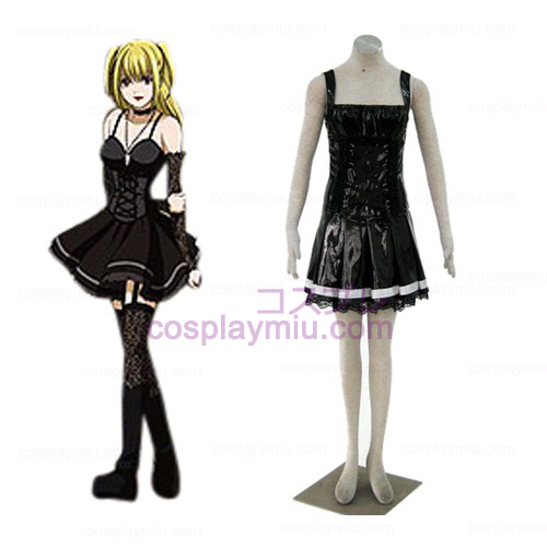 Death Note Amane Misa Black Déguisements Cosplay