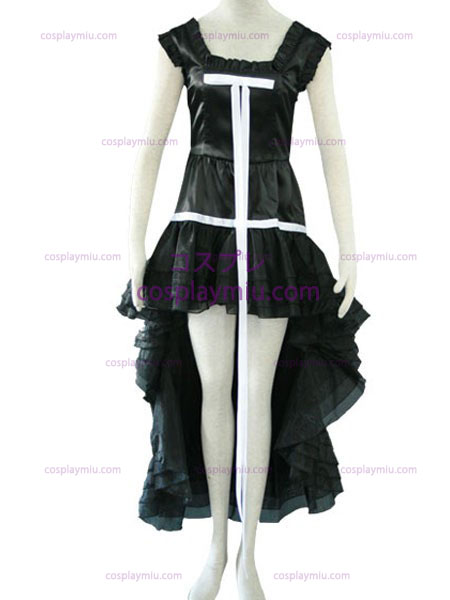 Chobits Chi Black Dress Déguisements Cosplay