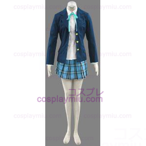 The First K-ON! Takara High School Girl Déguisements Uniforme Cosplay