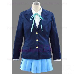 The Second K-ON! Takara High School Girl Déguisements Uniforme Cosplay