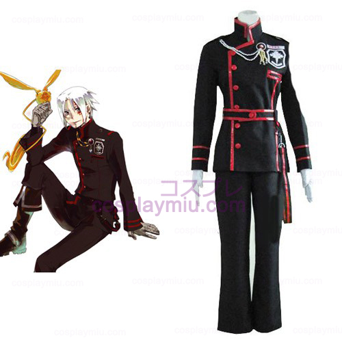 D.Gray Man Allen Walker Déguisements Cosplay