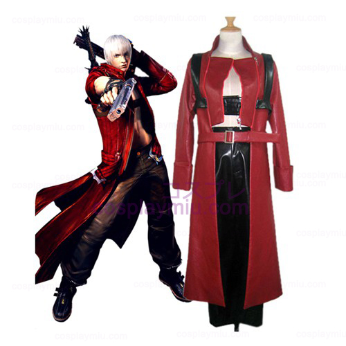Devil May Cry 3 Dante Déguisements Cosplay