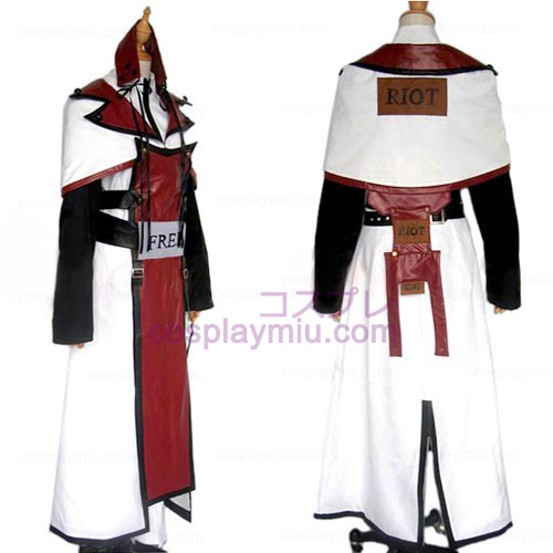 Guilty Gear XX Order Sol Badguy Déguisements Cosplay