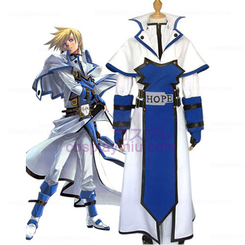 Guilty Gear Ky Kiske Déguisements Cosplay