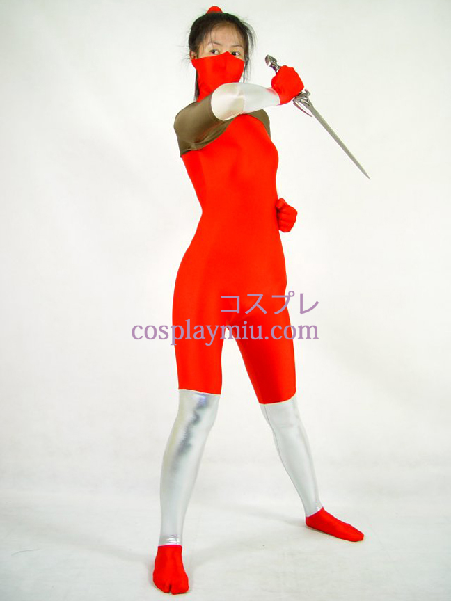 Cosplay Costume Rouge Lycra