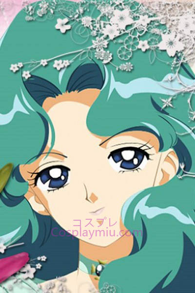 Sailor Moon Sailor Neptune Kaiou Michiru Cosplay